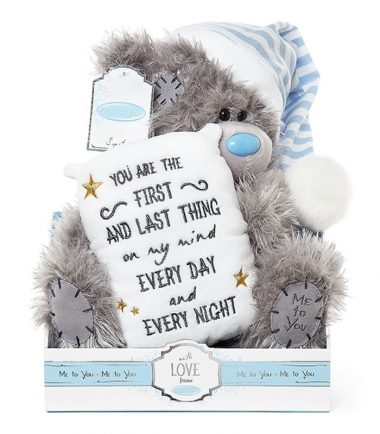 Me to You Signature Collection - On My Mind Plush Bear