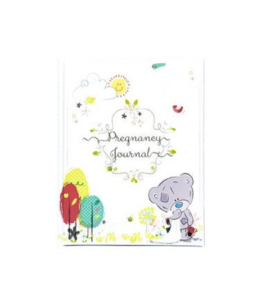 Me To You Tiny Tatty Teddy - Pregnancy Journal
