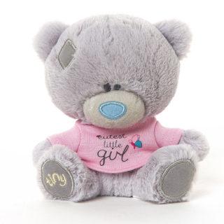 Tiny Tatty Teddy - Cutest Little Girl Plush Bear