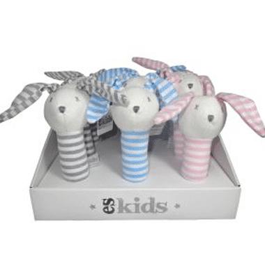 ES Kids - Bunny Rattles