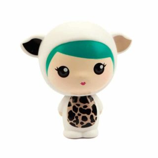 Wunzees – Candy The Cow Figurine