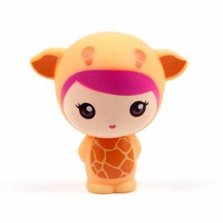 Wunzees - Ginger The Giraffe Figurine