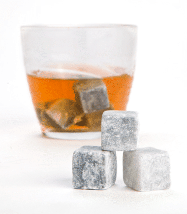 On The Rocks Whisky Stones Cubes