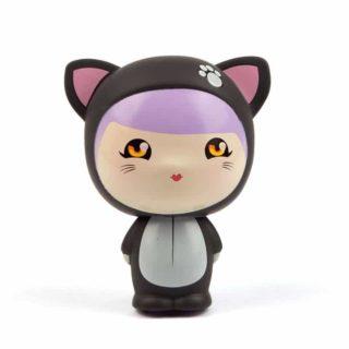 Wunzees – Kiki The Cat Figurine. Gift idea for baby girls