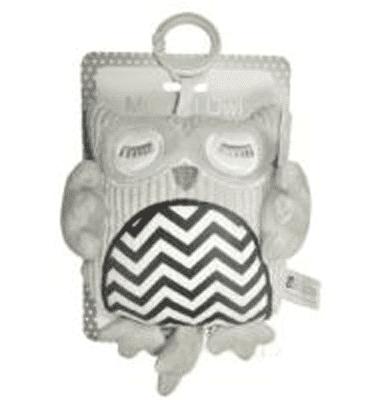 ES Kids - Grey Musical Owl