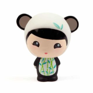 Wunzees – Polly The Panda Figurine. Gifts for baby girls