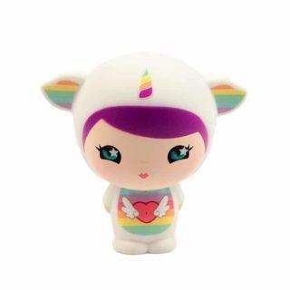 Wunzees – Rainbow The Unicorn Figurine. Gifts for little girls