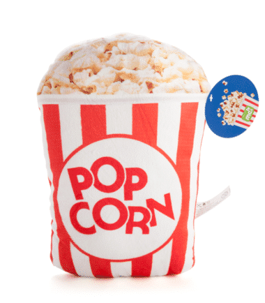 Popcorn Novelty Plush Cushion