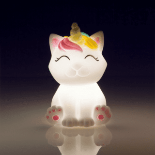 Mini LED Light Up Caticorn