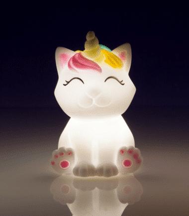 Mini LED Light Up Caticorn