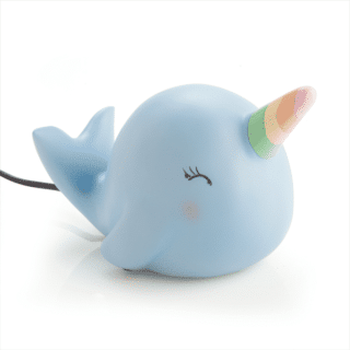 LED Narwhal Table Lamp