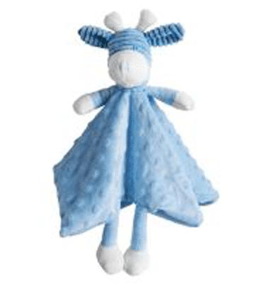 ES Kids - Blue Giraffe Comforter