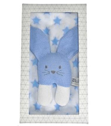 ES Kids - Blue Bunny Baby Gift Set