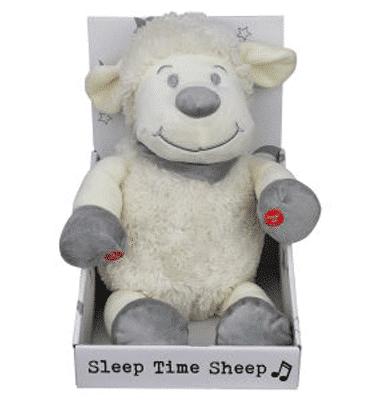 ES Kids - Sleep Time Sheep Soft Toy