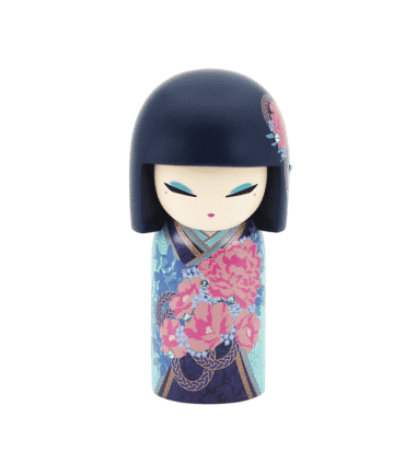 Kimmidoll – Sayaka Limited Edition Swarovski Figurine – Pure Beauty