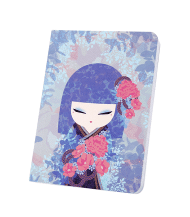 Kimmidoll – Sayaka Notebook – Pure Beauty