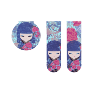 Kimmidoll – Sayaka Magnetic Bookmark – Pure Beauty