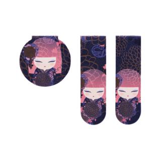 Kimmidoll – Kokoro Magnetic Bookmark – Heart