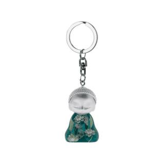 Little Buddha – Keychain – Peace Within