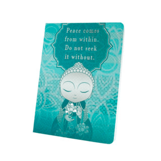 Little Buddha – Notebook – Peace Within