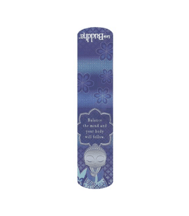 Little Buddha – Magnetic Bookmark – Balance The Mind