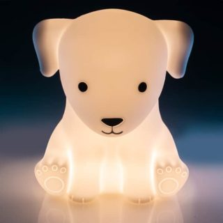 Lil Dreamers Dog Soft Touch LED Light