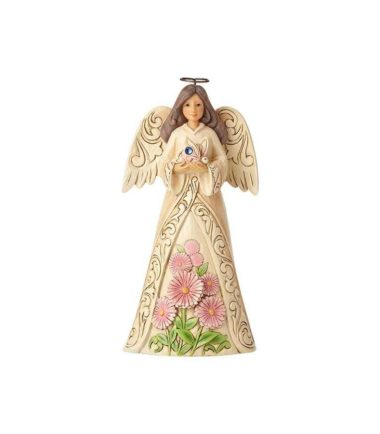 Jim Shore Monthly Angels - September Angel. Birthday Gifts