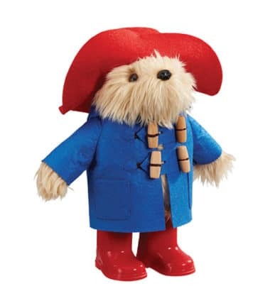 Paddington Bear Collectors Edition 60th Anniversary