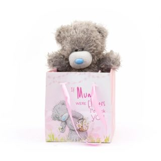 Me to You - If Mums Were Flowers I'd Pick You Bear in Bag. Gifts for Mum