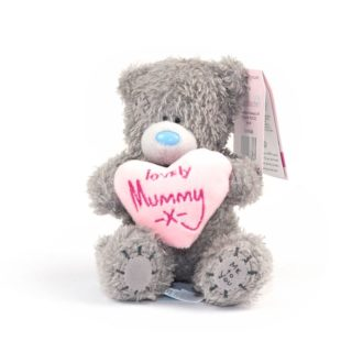 Me to You S4 Lovely Mummy Heart Tatty Teddy Bear. Gifts for Mum