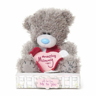 Me to You Amazing Mummy Flower Taddy Teddy Bear. Gifts for Mum