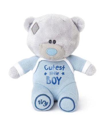 Me To You Tiny Tatty Teddy - Cutest Little Boy Onesie Bear