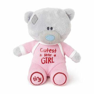 Me To You Tiny Tatty Teddy - Cutest Little Girl Onesie Bear