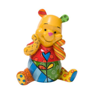 Britto Disney Winnie the Pooh Large Figurine. Diseny Collectibles