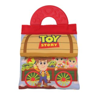 Disney Baby Toy Story Soft Book. Gift for babies, present for kids