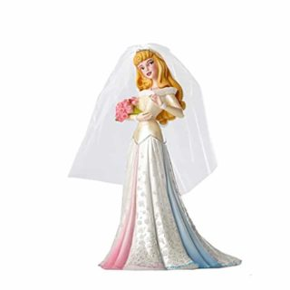 Disney Showcase Couture De Force Aurora Bride Figurine