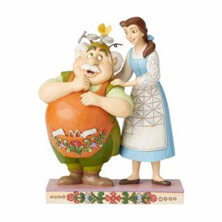 disney showcase tradition belle