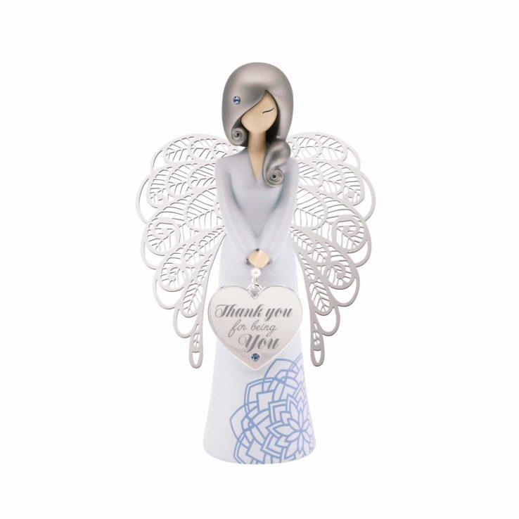 guardian angel figurine 155mm