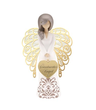 guardian angel figurine 155mm