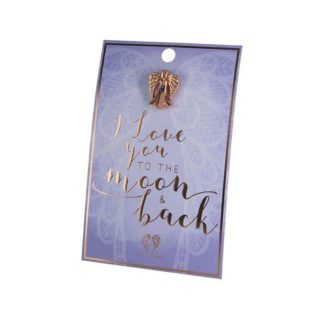 angel pin card