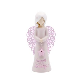 guardian angel figurine 125mm