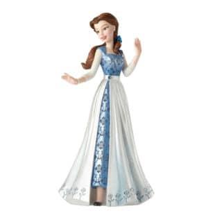 Couture de Force Belle in Blue Dress