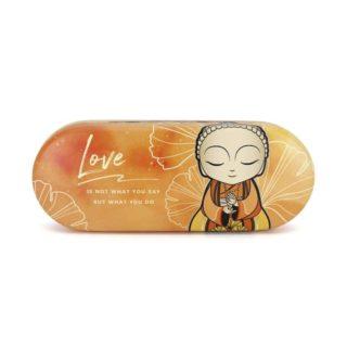 Little Buddha Glasses Case Love Is