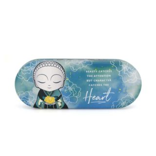 Little Buddha Glasses Case Character Catches The Heart