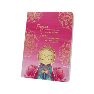 Little Buddha – Notebook – Forgive Everything