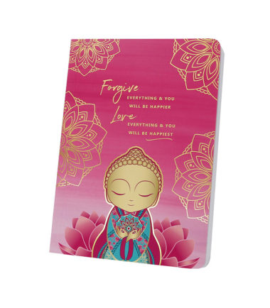 Little Buddha – Notebook – Forgive Everything