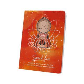 Little Buddha – Notebook – Spread Love