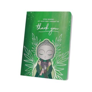 Little Buddha – Notebook – Upon Waking