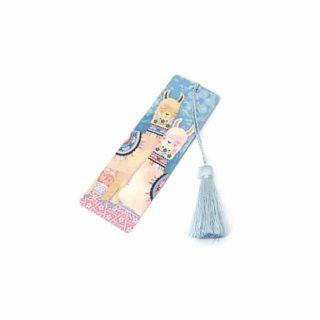Llama Love Bookmark LS018
