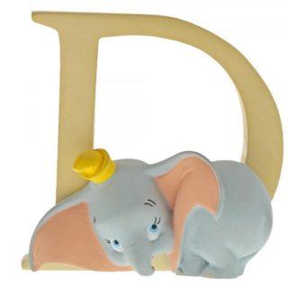 Disney Enchanting Alphabet D - Dumbo Figurine